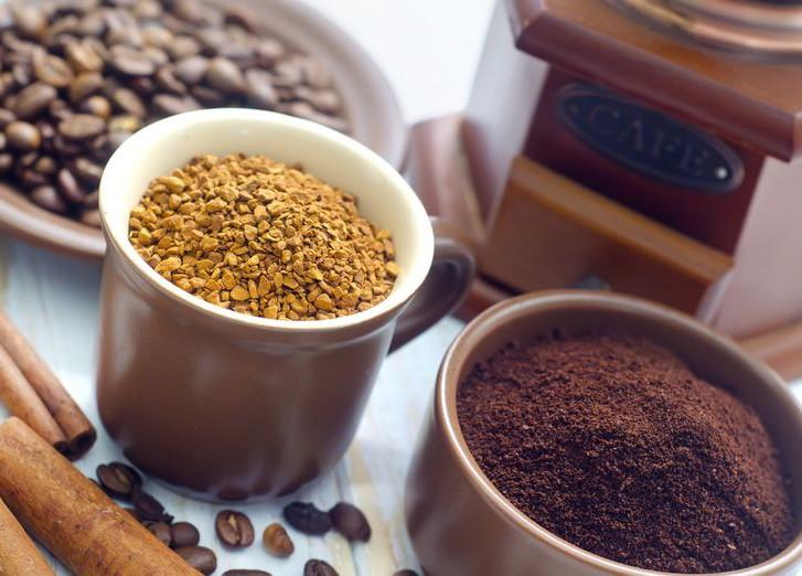 Растворимый кофе пошаговое фото